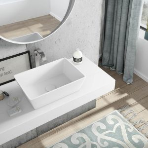 Lavabo Solid Surface - Calipso - SolidValencia