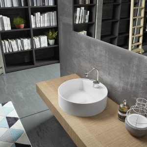 Lavabo Solid Surface - Carpo - SolidValencia