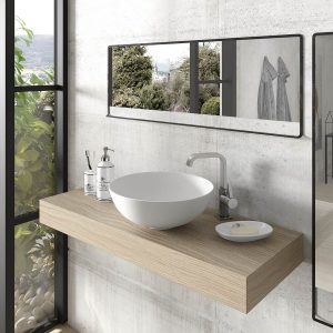 Lavabo Solid Surface - Cresida - SolidValencia