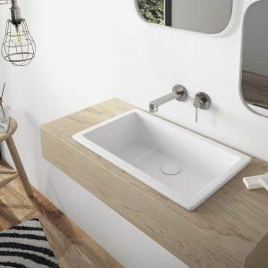 Lavabo Solid Surface - Hati - SolidValencia