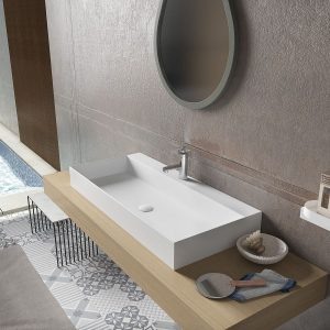 Lavabo Solid Surface-Herse-SolidValencia