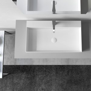 Lavabo Solid Surface-Kore-SolidValencia
