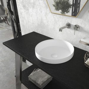 Lavabo Solid Surface - Leda - SolidValencia