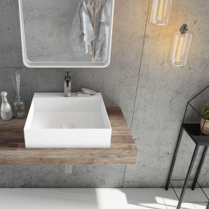 Lavabo Solid Surface - Proteo - SolidValencia