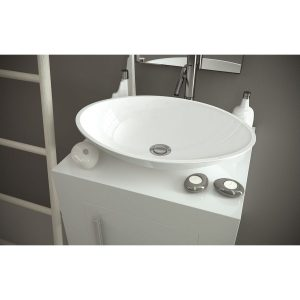 Lavabo solid surface vaccolino - Cazaña