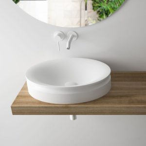 Lavabo Solid Surface -DAR 450-Xolid