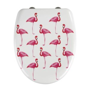 Tapa WC Flamingo - Wenko